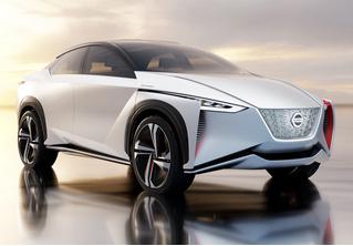 Электрический концепт Nissan IMx намекает, на чем ты будешь ездить на дачу лет через десять