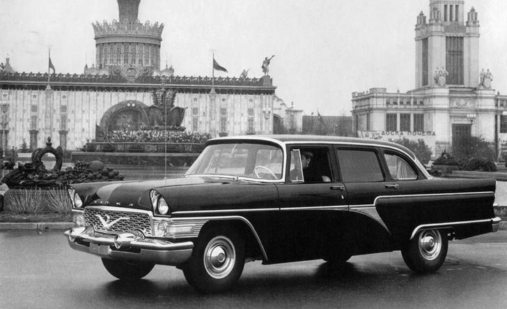 Фото №8 - Плавники и турбины: расцвет и закат американского автомобильного барокко