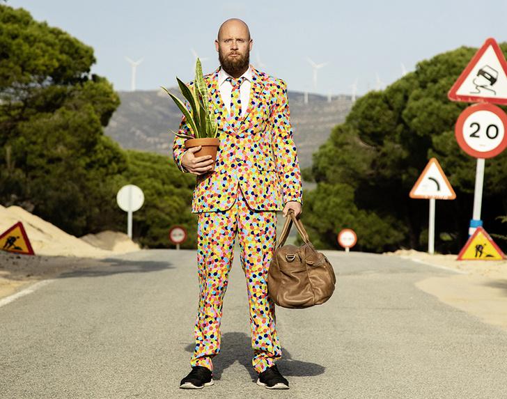 Фото №4 - Как носить костюм везде: свидание, вечеринка, поездка