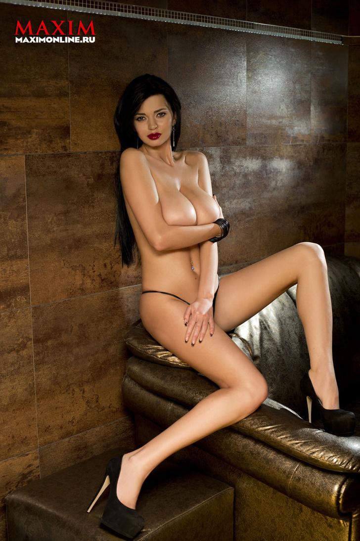 Катя Сидоренко, модель