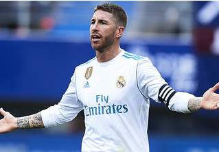 Капитан мадридского «Реала» сходил в туалет