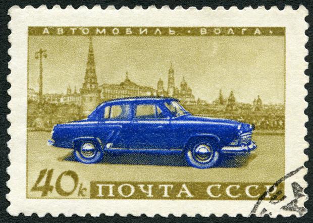 Отечественный автомобиль