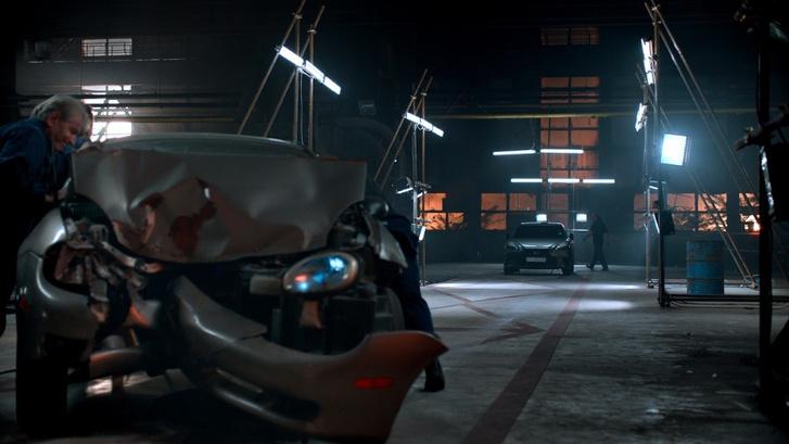 Фото №4 - Искусственный интеллект создал захватывющий сюжет для видео Lexus