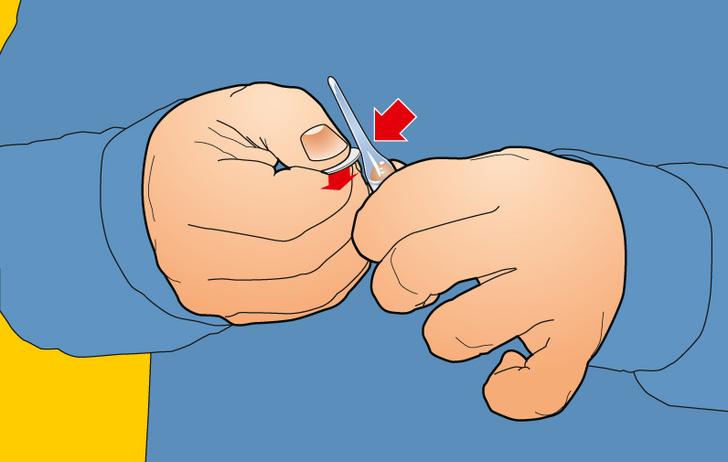 Фото №2 - Как самому сделать укол