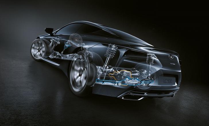 Фото №3 - Гостеприимный Lexus LC 500 уже в продаже!