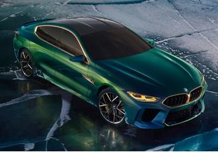 Возрождение восьмой серии BMW все ближе