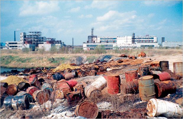 Фото №6 - Филиалы ада на Земле: 5мест, гдепочему-то живут люди