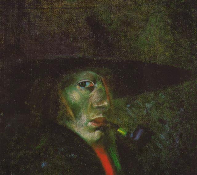 Фото №4 - 8 классических картин с курильщиками, которые пока еще чудом не запретил Минздрав