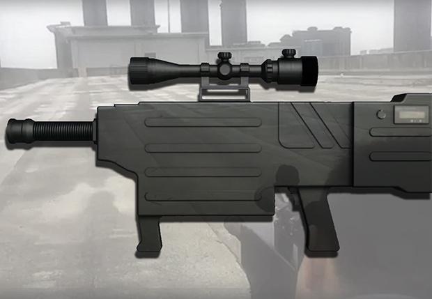 Китайцы разработали первое ручное лазерное ружье — www