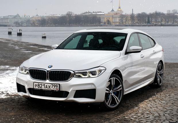 Фото №1 - BMW 6 GT: дорогая, я все починил!