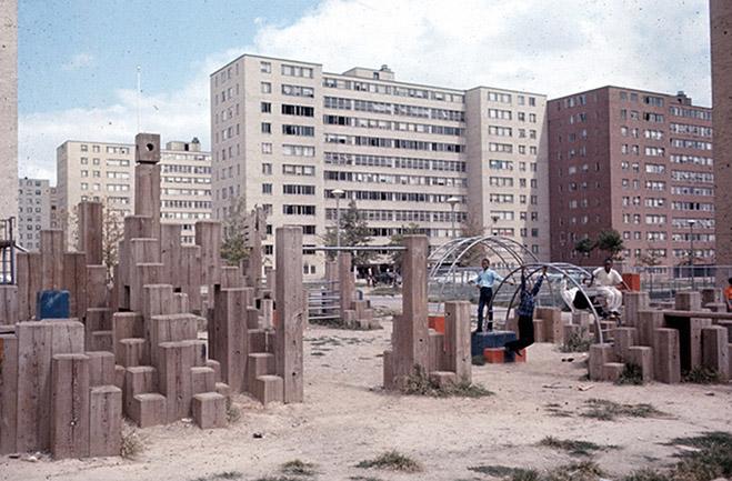 Фото №3 - Поучительная история американского эксперимента с постройкой спального района в стиле СССР
