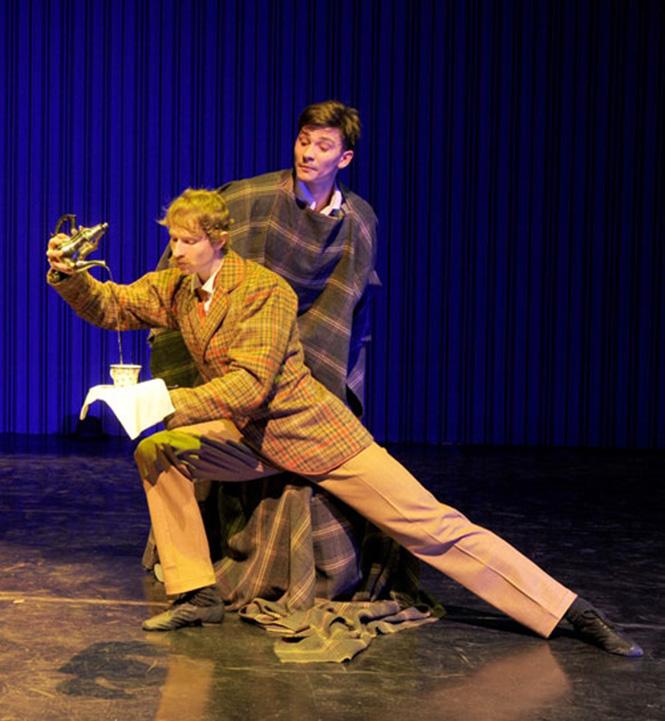 Фото №14 - 100 фактов о Шерлоке Холмсе!