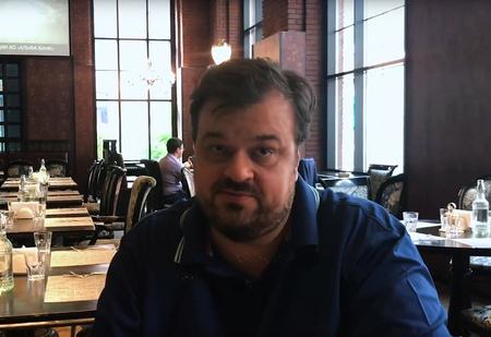 Василий Уткин: «Я больше не комментирую чемпионат мира на Первом»
