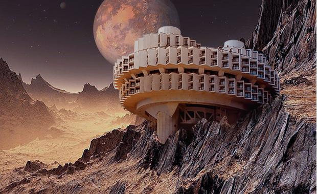 Фото №3 - Советские постройки на других планетах