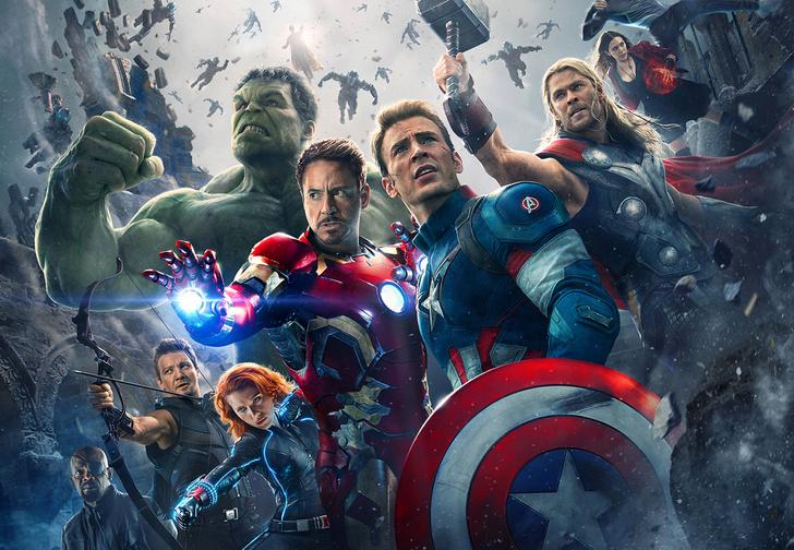 Фото №1 - 6 причин смотреть новейший блокбастер «Мстители: Эра Альтрона»