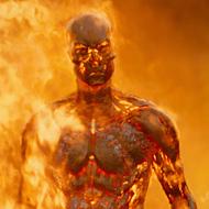 сгореть заживо