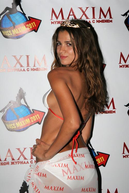 Фото №85 - Репортаж с финала Miss MAXIM