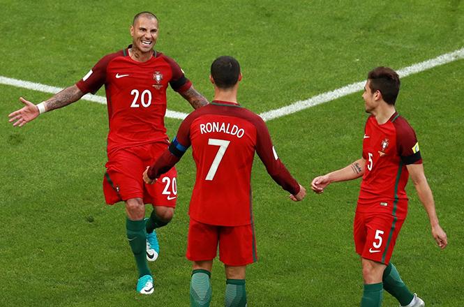 Фото №1 - Россия — Португалия: прогноз на матч Кубка конфедераций