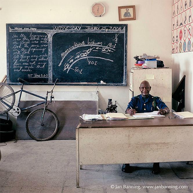 Фото №19 - Как выглядят кабинеты чиновников и служащих в разных странах