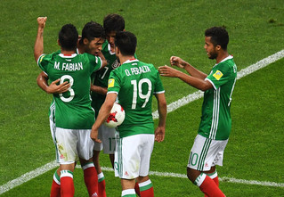 Германия — Мексика: прогноз на полуфинал Кубка конфедераций