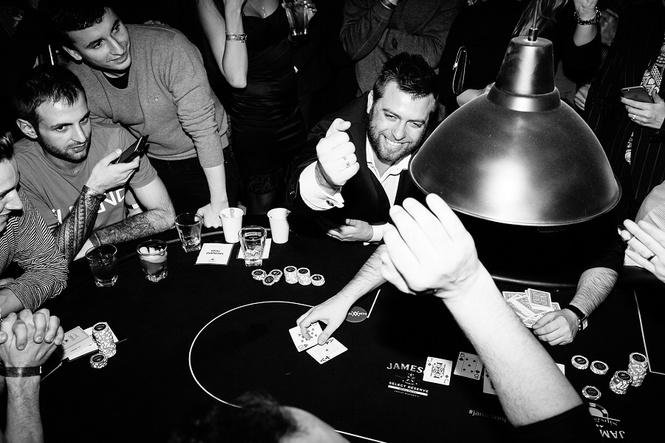 Покер и кабаре: успей попасть на вечеринку Jameson Sips&Chips