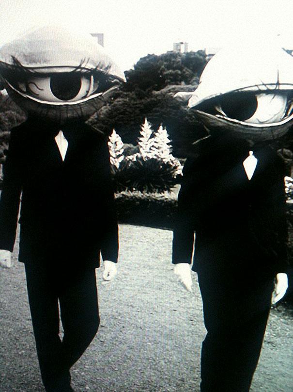 Фото №10 - Самые жуткие ретрокостюмы на Хеллоуин!