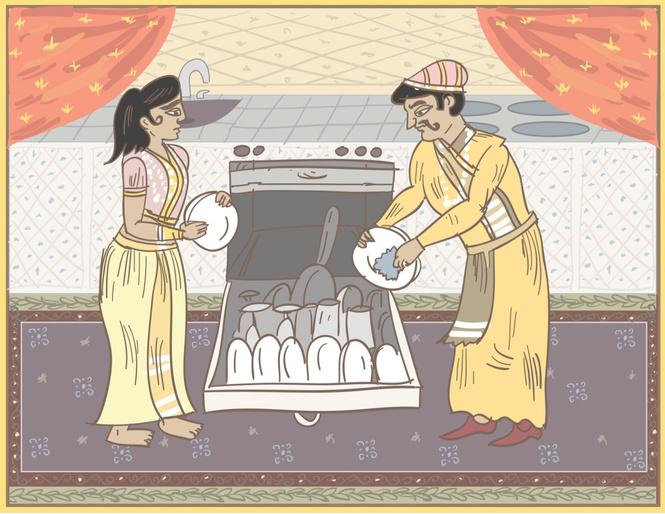 Камасутра для семейных пар