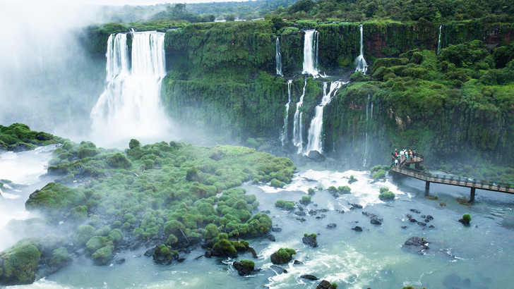Фото №3 - Идеи для отпуска: Игуасу, Аргентина и Бразилия