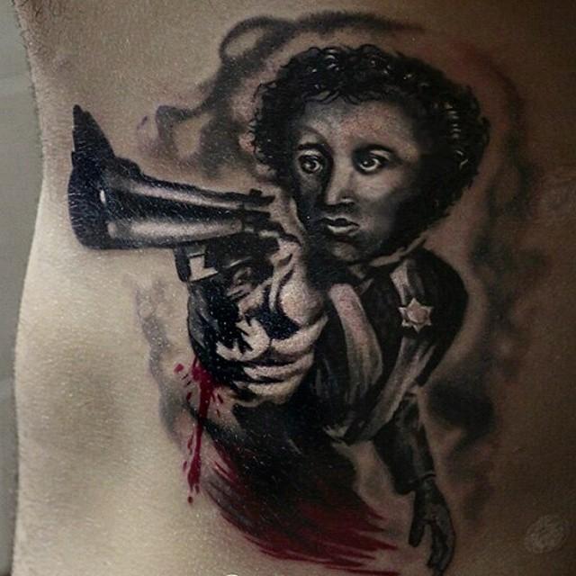 Фото №9 - 13 татуировок для интеллигентных людей