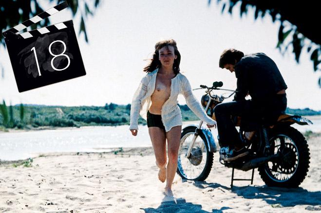 Неприличные моменты советского кино  запись пользователя