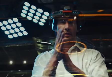 Трейлер фантастического фильма «Репродукция» с Киану Ривзом