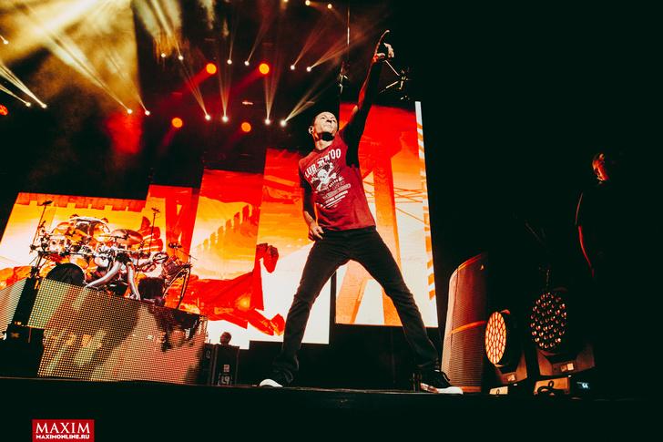 Фото №31 - Вопли рока. Что творилось на концерте Linkin Park