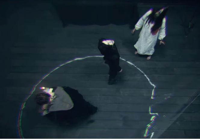 Демонический трейлер фильма «Гоголь. Вий»