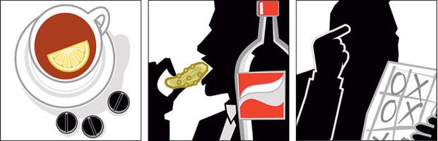 Фото №24 - Твоя взяла! Как побеждать: набирже / напьянке / впокер / насветофоре / напереговорах