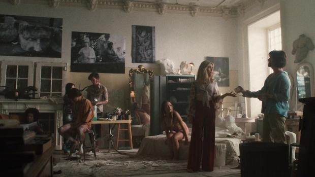Фото №17 - Скромная Оливия Уайлд полностью обнажилась в сериале «Винил»