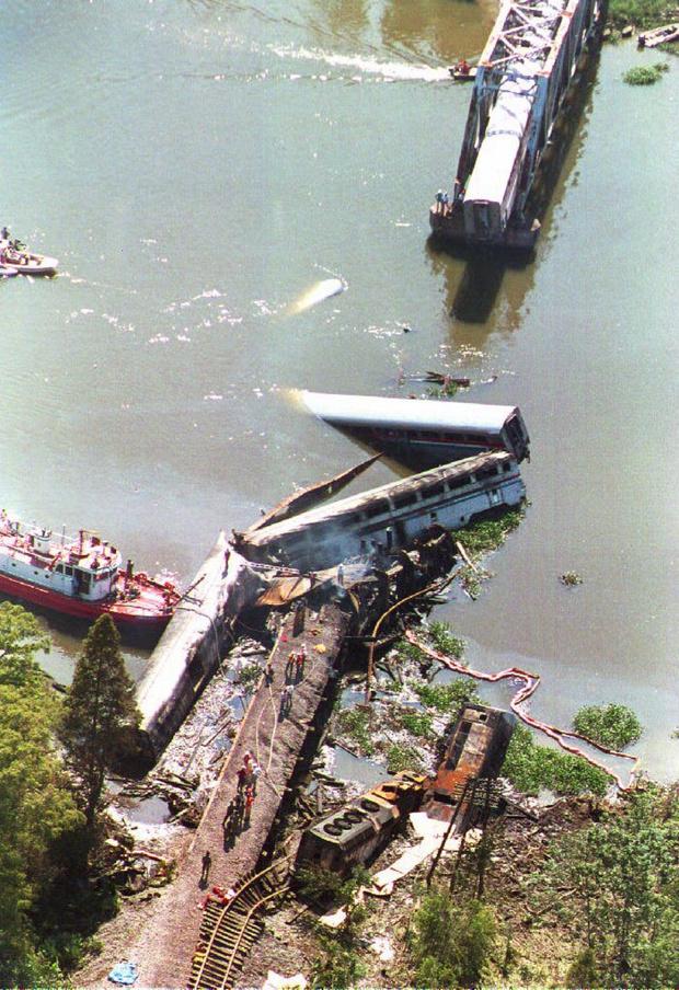 Фото №4 - 27 лет крупнейшей железнодорожной катастрофе
