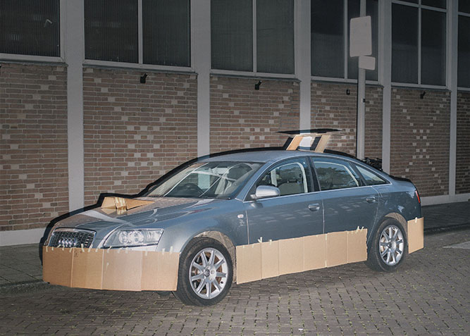 Фото №9 - Картонный тюнинг от амстердамского художника
