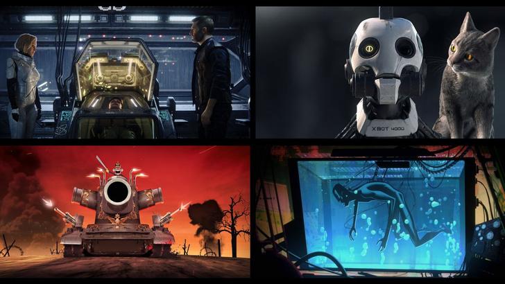 Фото №1 - Love, Death and Robots продлили на второй сезон