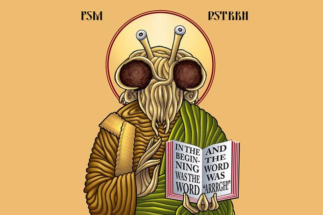 Фото №6 - Пастафарианство: мы нашли истинного бога и хотим поговорить об этом