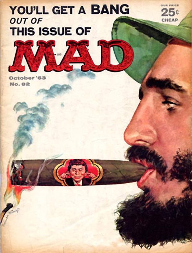 Фото №13 - 13 самых невероятных попыток убить Фиделя Кастро