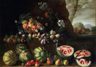 Рацион предков: персики размером с черешню, фиолетовая морковь и пятисантиметровые арбузы