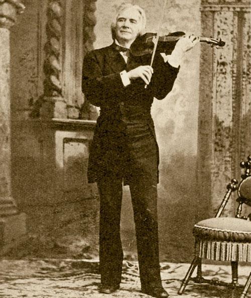 Фото №4 - Невероятная жизнь скрипача Оле Булла, которого называли «Элвисом XIX века»
