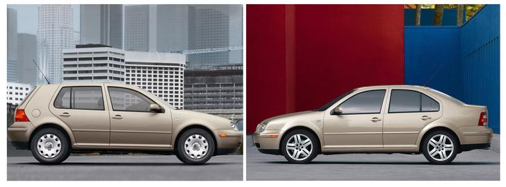 Фото №2 - Новый Volkswagen Jetta: жди в России через год