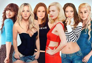 25 самых сексуальных актрис сериалов. Часть вторая