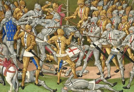 Бой тридцати: легендарная битва Столетней войны