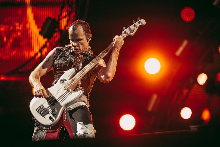 Фото №1 - Что творилось на недавних концертах Red Hot Chili Peppers, Ланы Дель Рей, «Сплина» и других рокеров