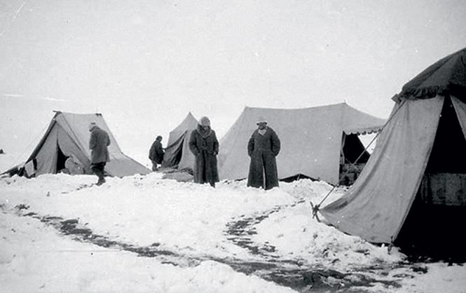 Тибет, октябрь 1927 года