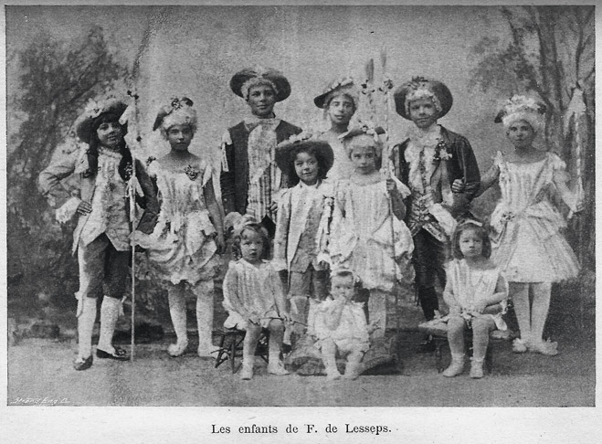 Младшие дети Фердинанда