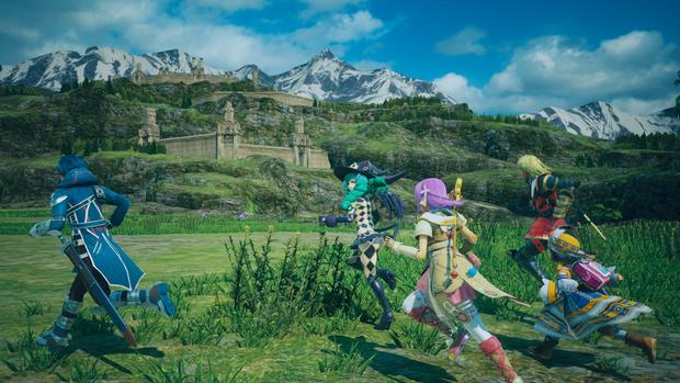 Фото №9 - Чем американские и европейские фэнтези-RPG отличаются от японской Star Ocean: Integrity and Faithlessness