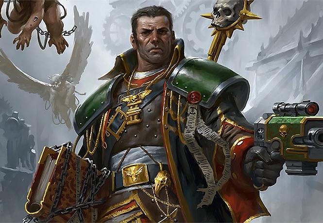 Фото №1 - Вселенная Warhammer 40,000 наконец будет экранизирована. В виде сериала